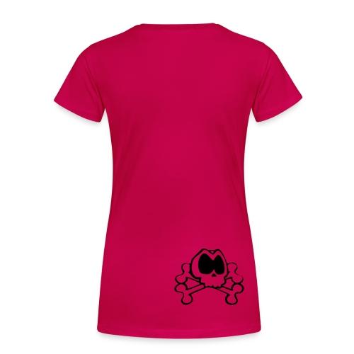 fucking pouf - T-shirt Premium Femme