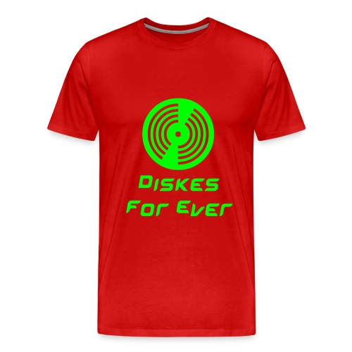 Diskes For Ever 5 - T-shirt Premium Homme