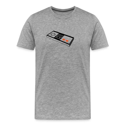Nes - Mannen Premium T-shirt
