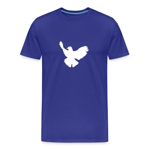 Dove for peace (B-M) - T-shirt Premium Homme