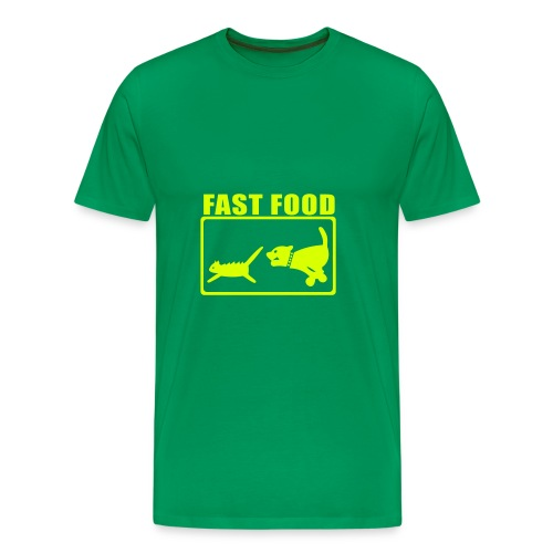 Fast Food - Men's Premium T-Shirt