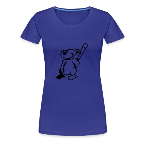 moha566 - Premium T-skjorte for kvinner
