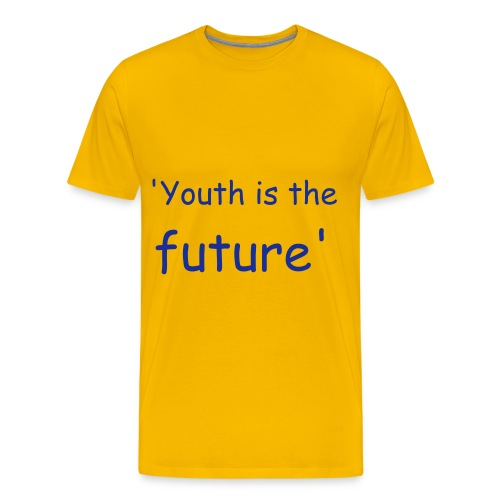 Youth is the fture - Men's Premium T-Shirt