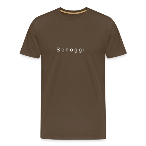 Schoggi - Men's Premium T-Shirt