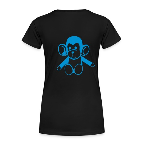 Spank the Monkey - Women's Premium T-Shirt