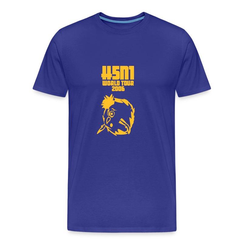 Fun-Style H5N1 - Männer Premium T-Shirt