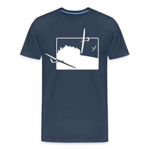 hangflug  - Männer Premium T-Shirt
