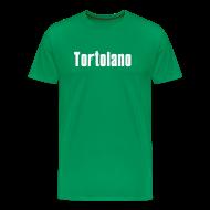 T-Shirts ~ Men's Premium T-Shirt ~ Tortolano with a Sopranos twist