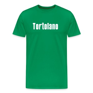 Tortolano with a Sopranos twist - Men's Premium T-Shirt