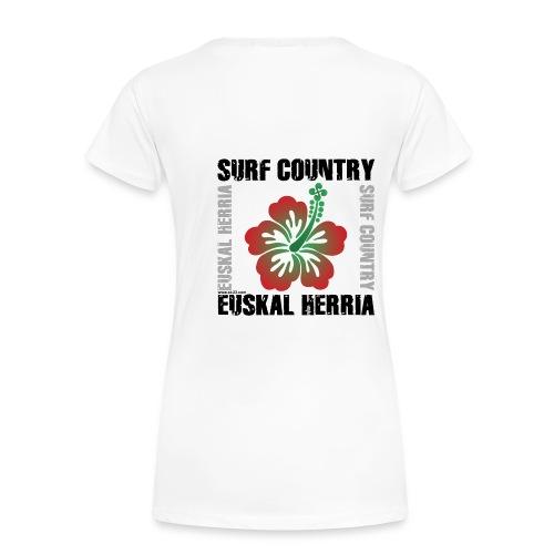 Hibiscus-01 - Women's Premium T-Shirt