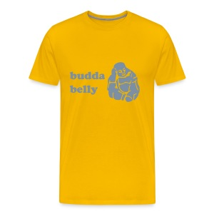 Budda Belly - Men's Premium T-Shirt