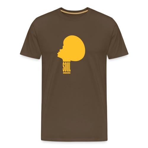 Soul Shirt - Maglietta Premium da uomo