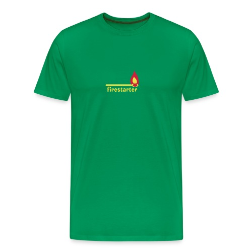 Firestarter - Tshirt - Men's Premium T-Shirt