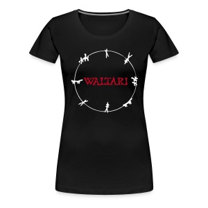 Waltari So Fine Girlie - Women's Premium T-Shirt