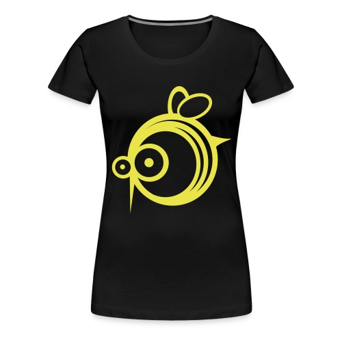 guêpes fille noir - T-shirt Premium Femme