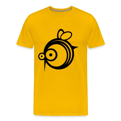 guêpes garçon jaune - T-shirt Premium Homme