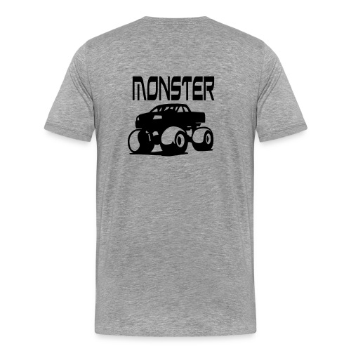 Monster - Men's Premium T-Shirt