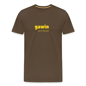 Gawin - T-shirt Premium Homme