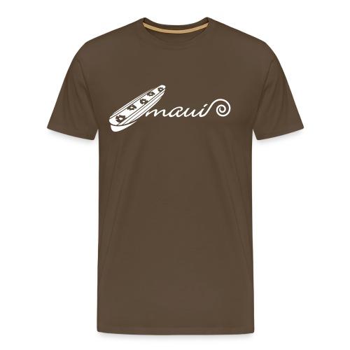 maui - Men's Premium T-Shirt