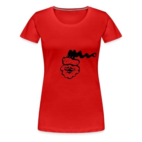 Santa Loves Red - Women's Premium T-Shirt