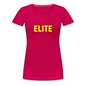 Elite - Frauen Premium T-Shirt