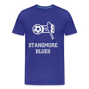 Dungannon Swifts - Men's Premium T-Shirt
