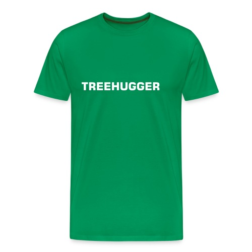 TreeHugger - Men's Premium T-Shirt