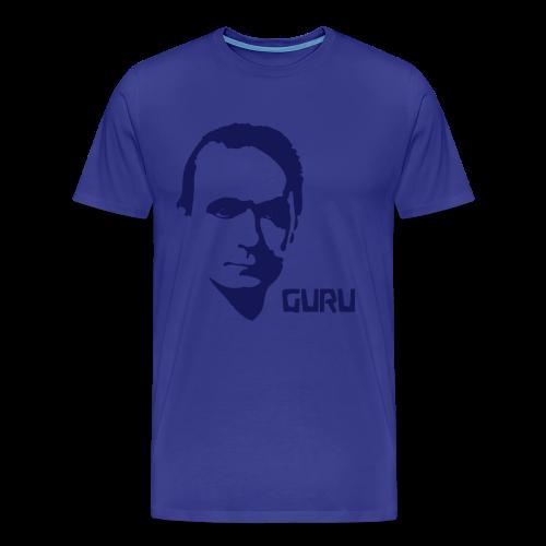 Guru Rudolf Steiner - Männer Premium T-Shirt