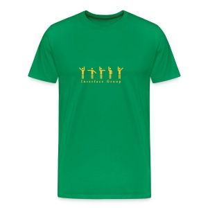 interface - Men's Premium T-Shirt