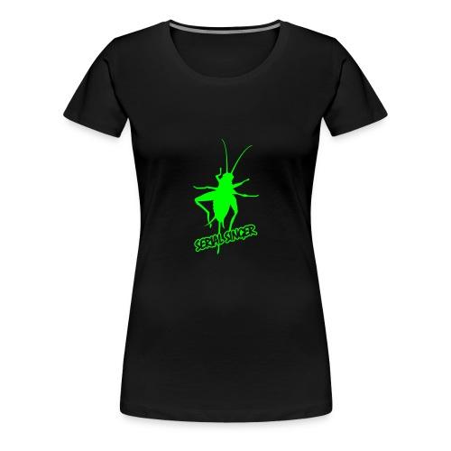 Motive-T-Shirt, Continental Classic Girlie - Frauen Premium T-Shirt