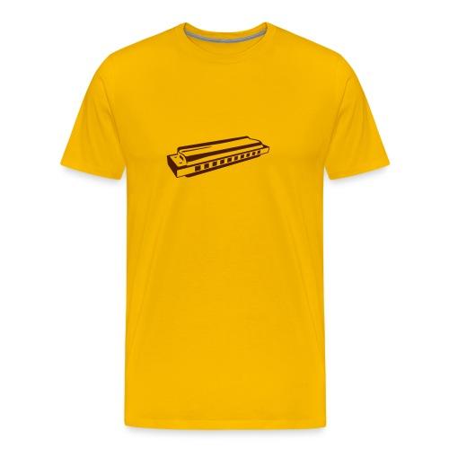 Harp - Men's Premium T-Shirt