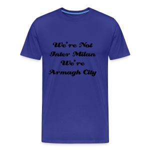 Armagh City - Men's Premium T-Shirt