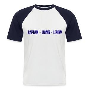 Captain Leader Legend - Men's Baseball T-Shirt