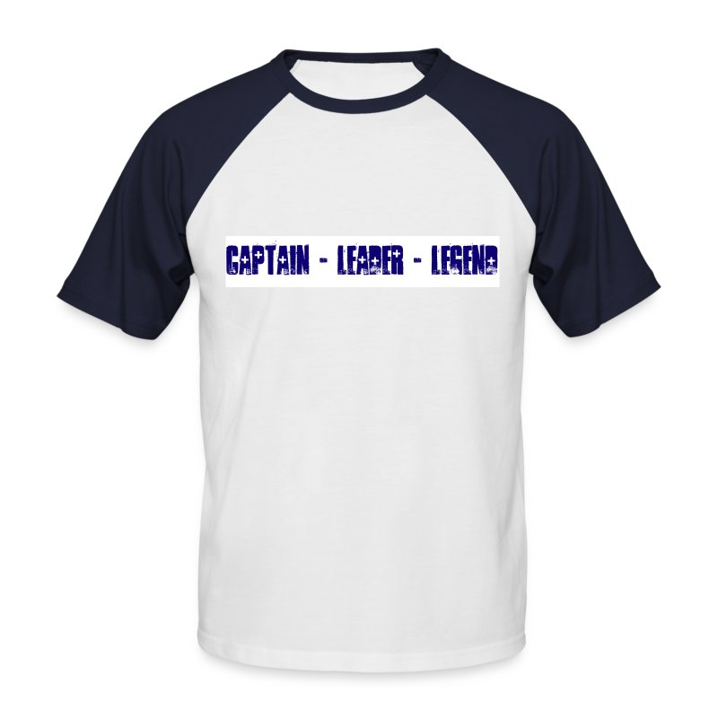 Captain Leader Legend - Men's Baseball T-Shirt