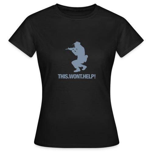 anti-war - Women's T-Shirt