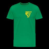 T-Shirts ~ Men's Premium T-Shirt ~ Erin Go Bragh - Harp Only