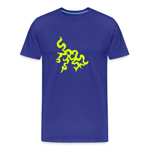 T-shirt tribal - T-shirt Premium Homme