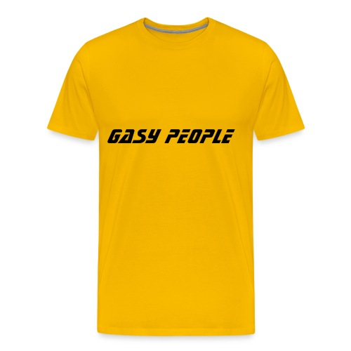 Le tee shirt Gasy people - T-shirt Premium Homme