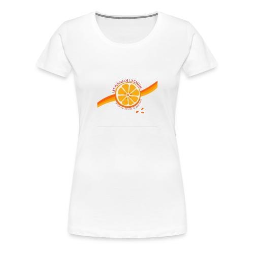 PEPINS - T-shirt Premium Femme