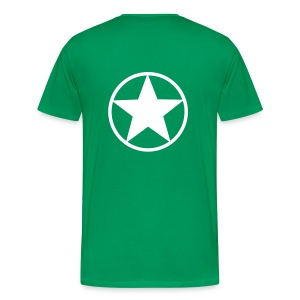 US Army surfing team T-shirt - Mannen Premium T-shirt
