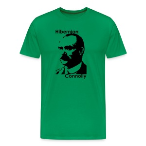Connolly + The Cabbage - Men's Premium T-Shirt