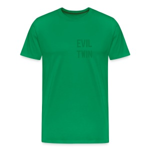 Evil Twin - Green - Men's Premium T-Shirt