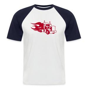 HOT WHEELS - Men's Baseball T-Shirt