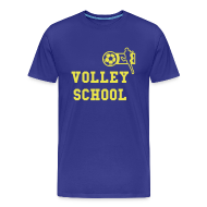T-Shirts ~ Men's Premium T-Shirt ~ The new and improved all star classic volley t