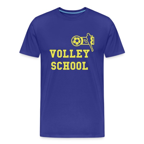 The new and improved all star classic volley t - Men's Premium T-Shirt