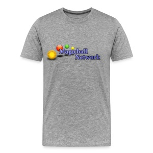 Magicball Network - Men's Premium T-Shirt