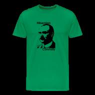 T-Shirts ~ Men's Premium T-Shirt ~ JC frony EGB back