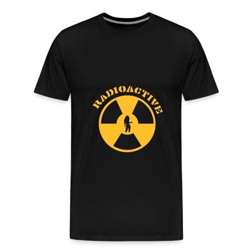 Radioactive - Premium T-skjorte for menn