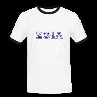 T-Shirts ~ Men's Ringer Shirt ~ Zola