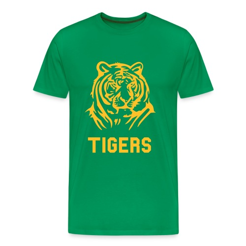 Comfort T Tigers - Men's Premium T-Shirt